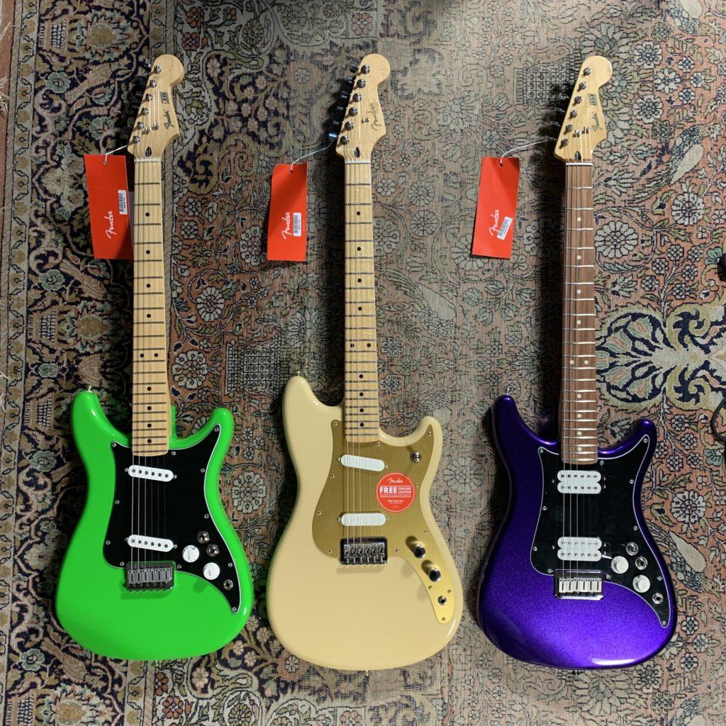 Fender Duo-Sonic, Lead II/III - Replay Live 18/03/20