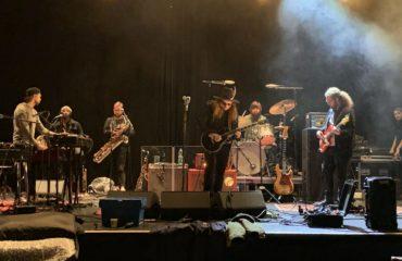 Balance du Marcus King Band à Paris le 1er mars 2020 à L'Alhambra