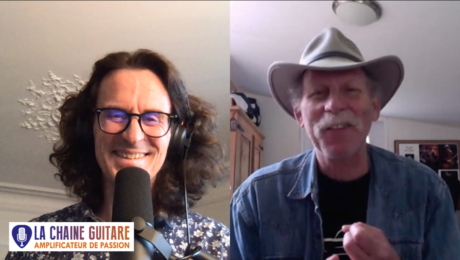 Bruce Forman, grand Jazzman américain - Interview Confinement 16/04/20