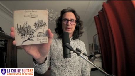 Franck Cheval et la Mandole, Laurent David et Kilter, Avi Shabat - Live 24/04/20