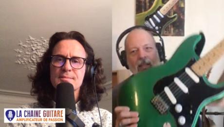 Interview Mike Keneally guitariste de Devin Townsend, Satriani, Vai et Zappa