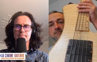 Sébastien Tibackx un bassiste pro en interview confinement