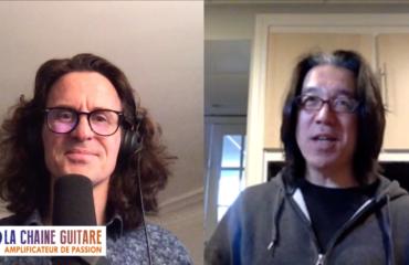 Tomo Fujita, professeur de John Mayer et bien d'autres en interview confinement