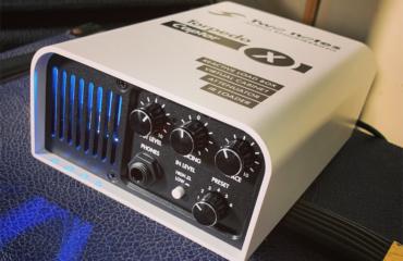Torpedo Captor X Two Notes, unboxing et premiers sons de l'atténuateur simulateur