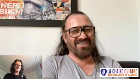 Dom Harel, patron du Music Live, de Planet Live et du Backstage en interview confinement