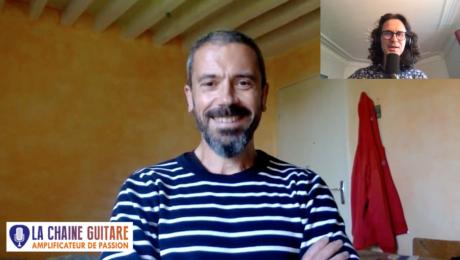 Gaëdic Chambrier musicien multi-instrumentiste en interview confinement
