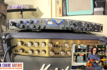 Ultimate CAB LNA Guitar Effects, Dave Weiner, Eccos Keeley - Replay Live 15/05/20