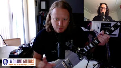 Matt Schofield, un grand guitariste de Blues, en interview confinement