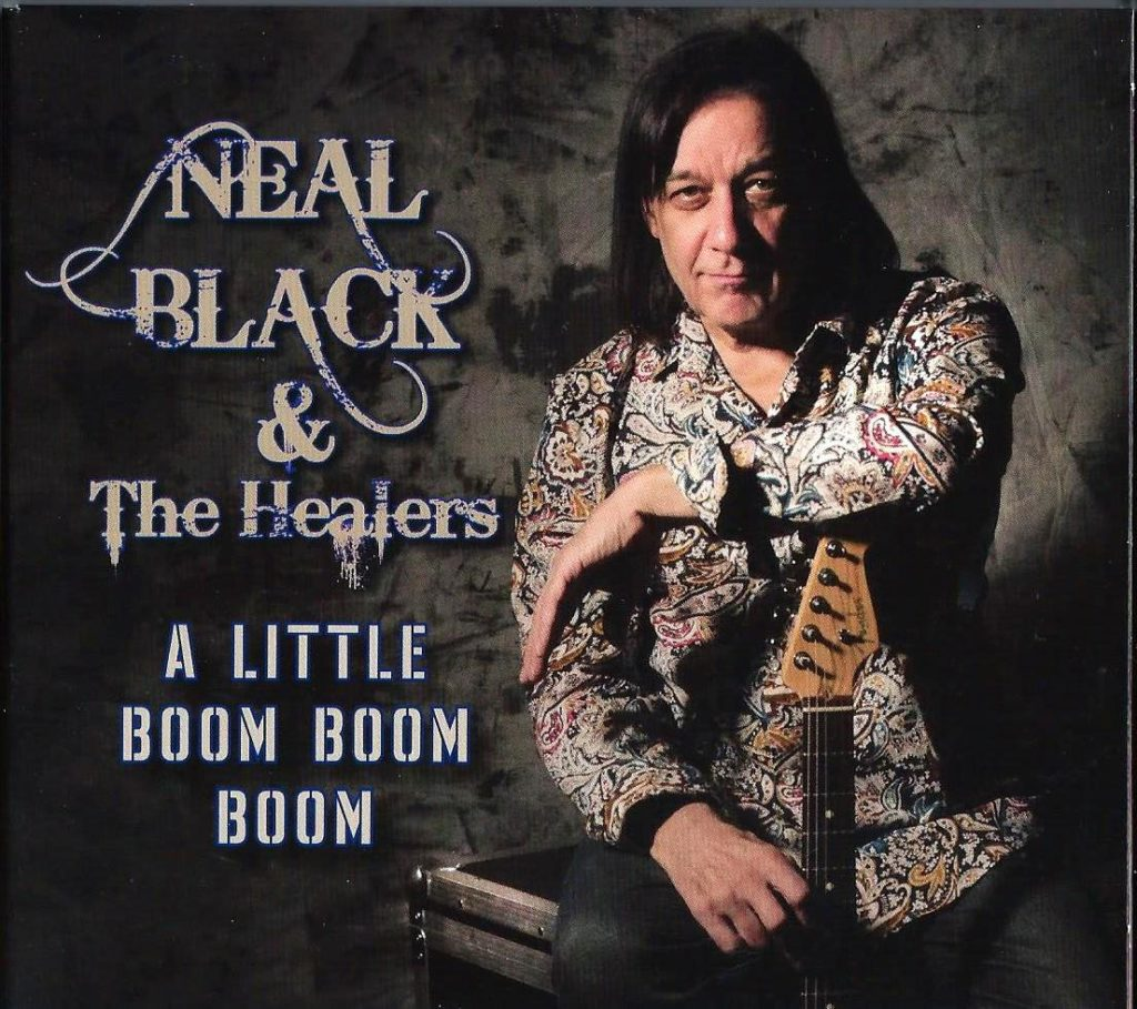 "Neal Black interview about his album ""A Little Boom Boom Boom"""