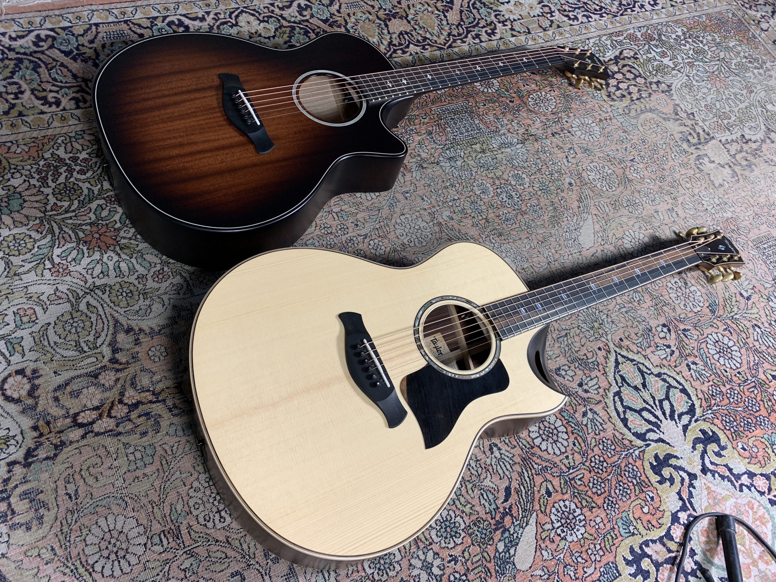 Taylor 324ce et 816ce, double test de deux belles guitares électro-acoustiques