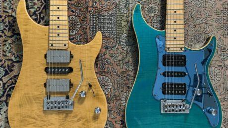 Vigier Excalibur, test de guitares dans la catégorie catégorie Super Strat