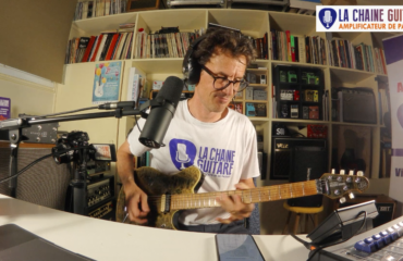 Distorsion Patrick Rondat MK3 LNA, United Guitars Vol.2, Adam Miller - Replay 07/08/20