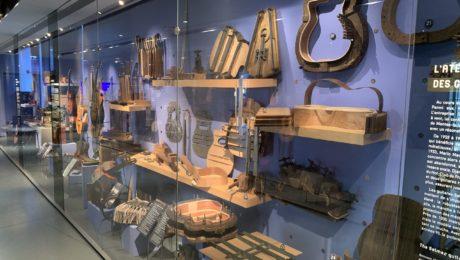 Visite du Mupop, musée des musiques populaires de Montluçon : un must !