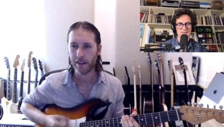 Interview Nir Felder au sujet de son nouvel album II qui propose un Jazz énergique
