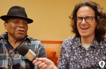 Interview Ray White durant X-Jamm 2020, chanteur de Frank Zappa
