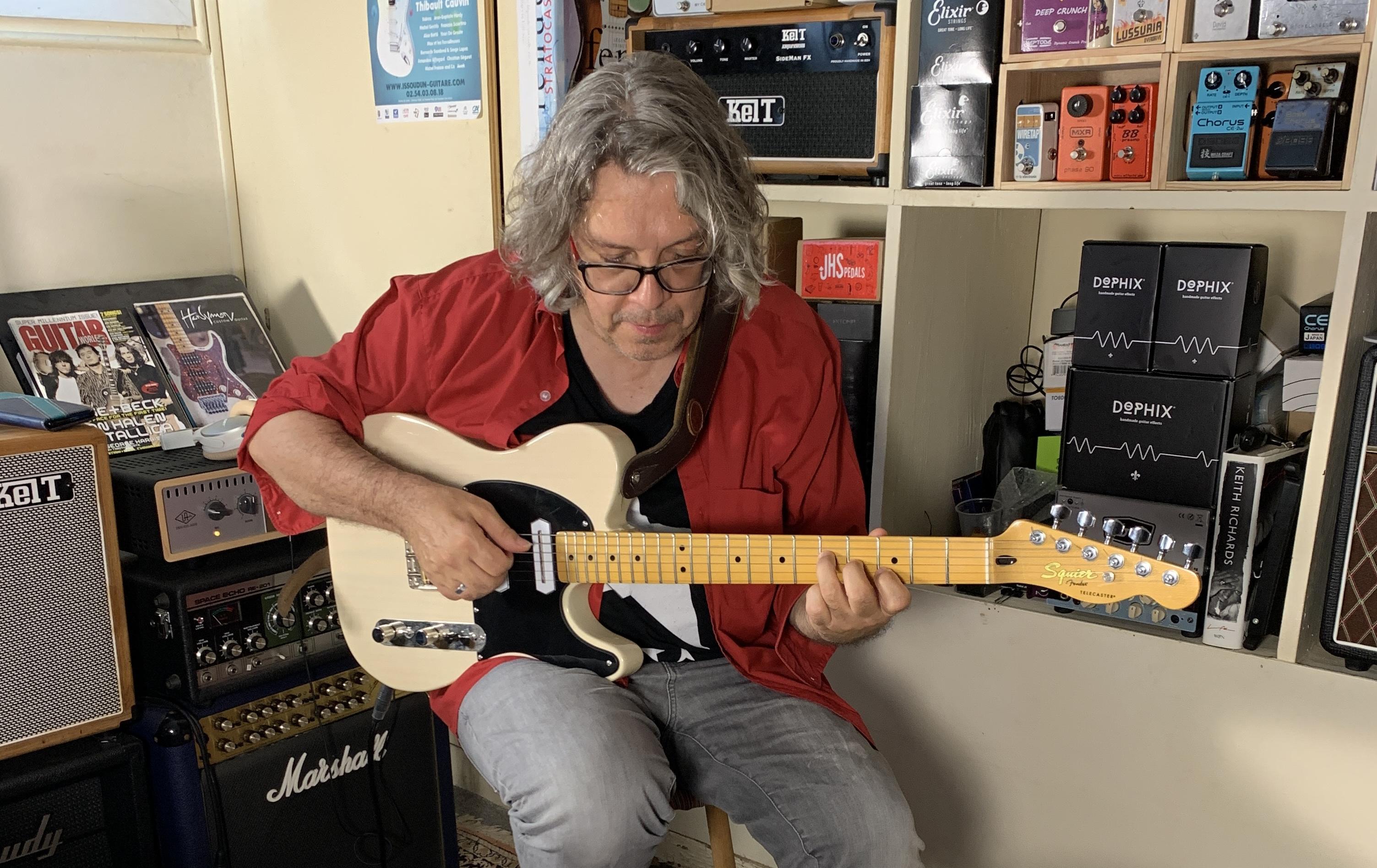 Yann Viet, interview guitare à la main avec cet excellent musicien de Jazz