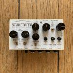 Simplifier Zero Watt, préampli guitare analogique et simulateur de baffle