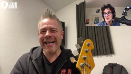 Bruno de Hollanda, interview du bassiste chanteur du groupe Doozy