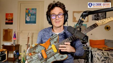 Guitar Gate #047 du luthier Michael Spalt, DSM & Humboldt - Live 13/11/20
