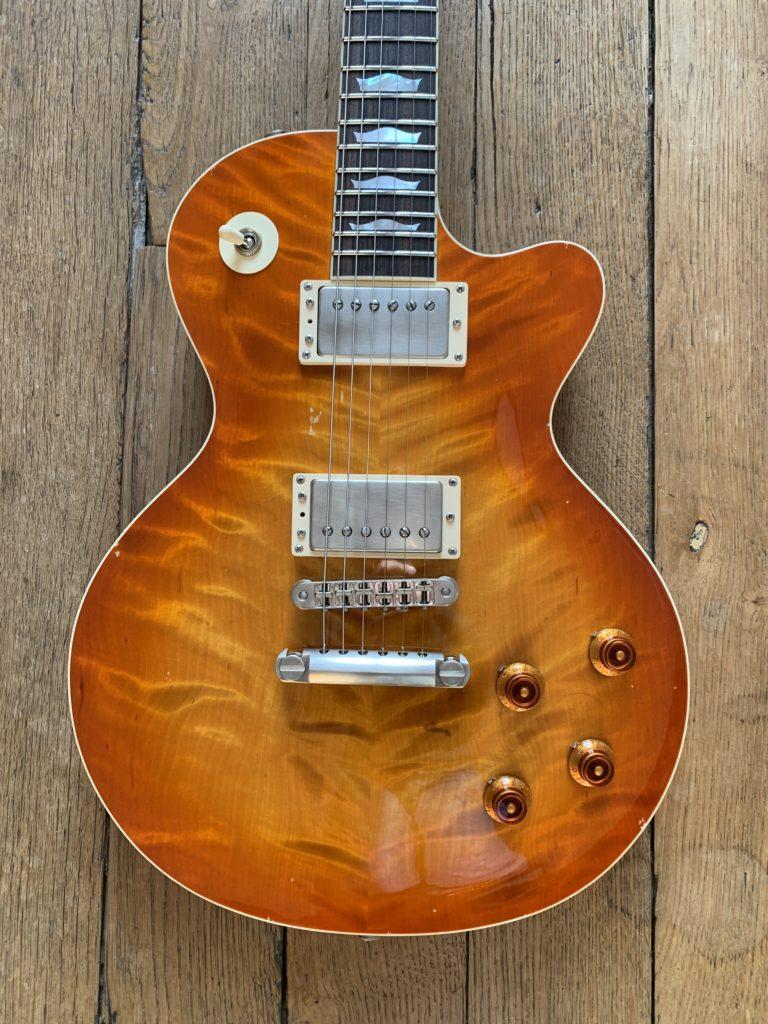En vedette au showroom : Unicorn Classic de Ruokangas Guitars