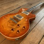 En vedette au showroom : Unicorn Classic de Ruokangas Guitars