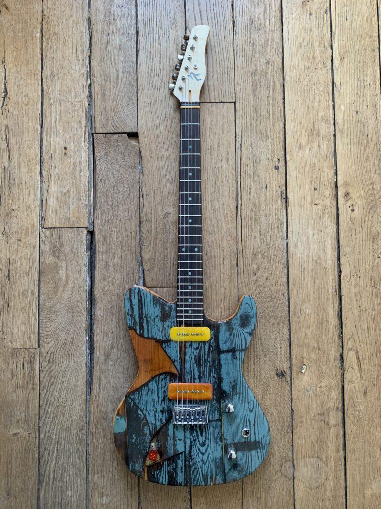 Gate Guitar #047 Spalt Instruments