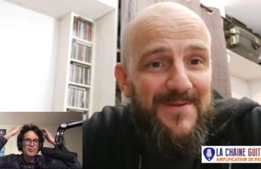 Interview Ivan Rougny, bassiste de Morgbl et The Prize aux côtés de Christophe Godin