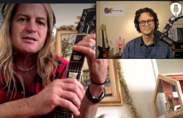 Interview Doug Aldrich sur l'album des Dead Daisies avec Glenn Hughes