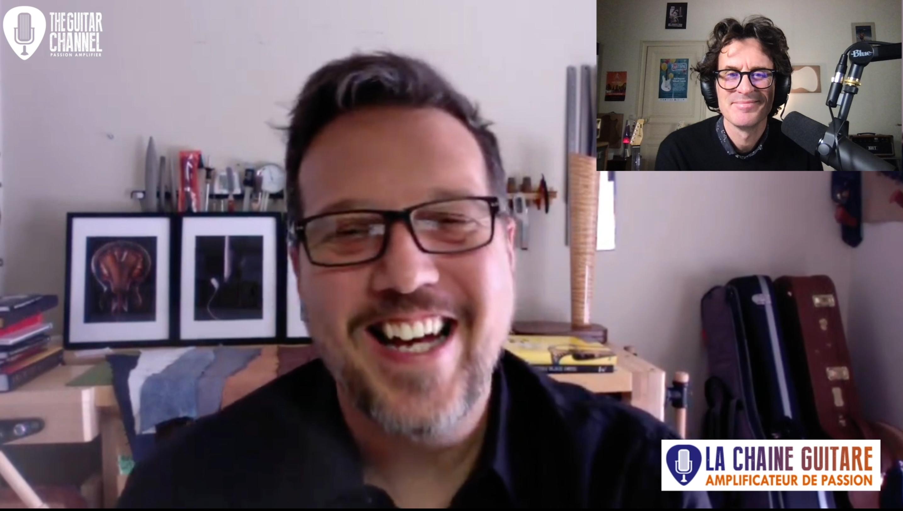 Jamie Gale, interview avec le fondateur du Boutique Guitar Showcase