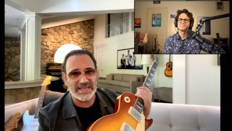 Interview Jason Sinay au sujet de l'album des Dirty Knobs de Mike Campbell