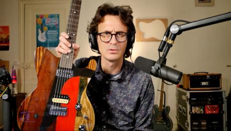 Q&A 06/12/20 - Démo Invaders Bluegrass 550, guitare Spalt Totem X.2