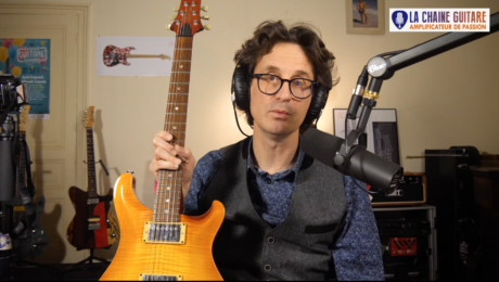 Q&A 27/12/20 - PRS McCarty, Invaders Bluegrass 550