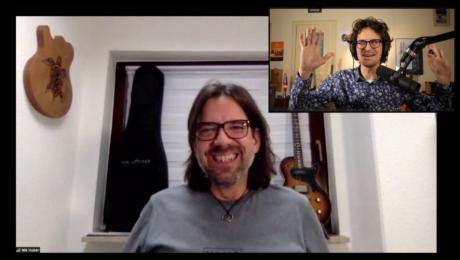 Nik Huber, interview en direct avec le fondateur de Nik Huber Guitars