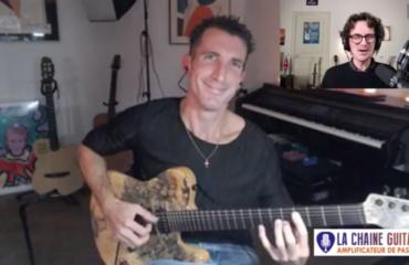 Sébastien Zunino interview en direct avec le musicien, youtubeur et pédagogue