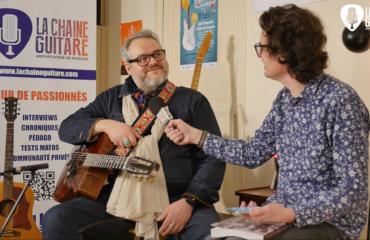 Les luthiers Favino, le livre - Interview Arnaud Legrand co-auteur avec Patrice Veillon