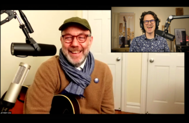Adam Levy, interview guitare à la main depuis Brooklyn