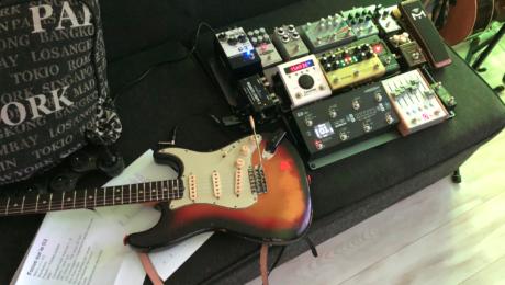 Elaboration et construction d'un pédalier guitare MIDI - Partie 3