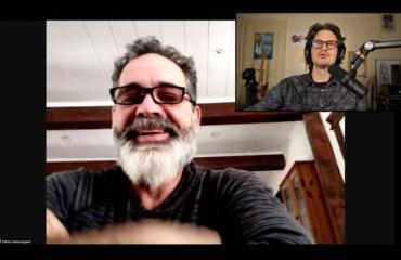 Mario Beauregard, interview en direct avec le luthier québécois