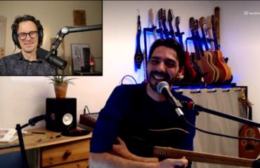 Victor Lafuente, interview en direct d'un musicien hors pair