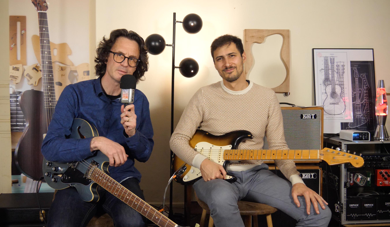 Rythmique à la JJ Cale, chronique pédago avec Martin de Guitare Improvisation