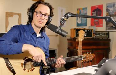 Q&A 28/03/21 - Guitares acoustiques Thomas Fejoz - Ultimate CAB LNA