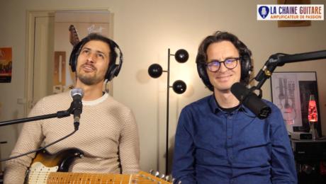 1. Gaëlle Buswel et Michaal Benjelloun racontent l'album