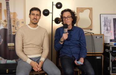 Guitare-Improvisation.com, interview d'un Martin Gioani qui déborde de projets