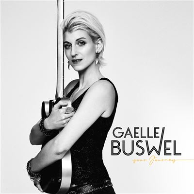 "Gaëlle Buswel et Michaal Benjelloun interview guitare à la main sur ""Your Journey"""