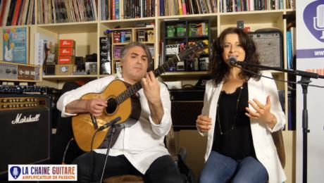 Laurence M & Joël Gombert - Replay du concert en direct du 14/04/21