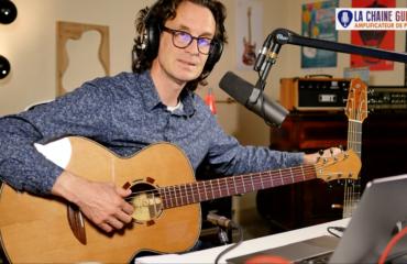 Guitares Jumbo et Baritone du luthier Thomas Fejoz - Live 02/04/21