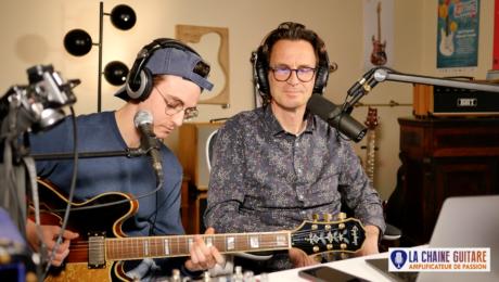 Invité spécial : Julien Labenne, guitariste étudiant à la MAI - Live 02/04/21