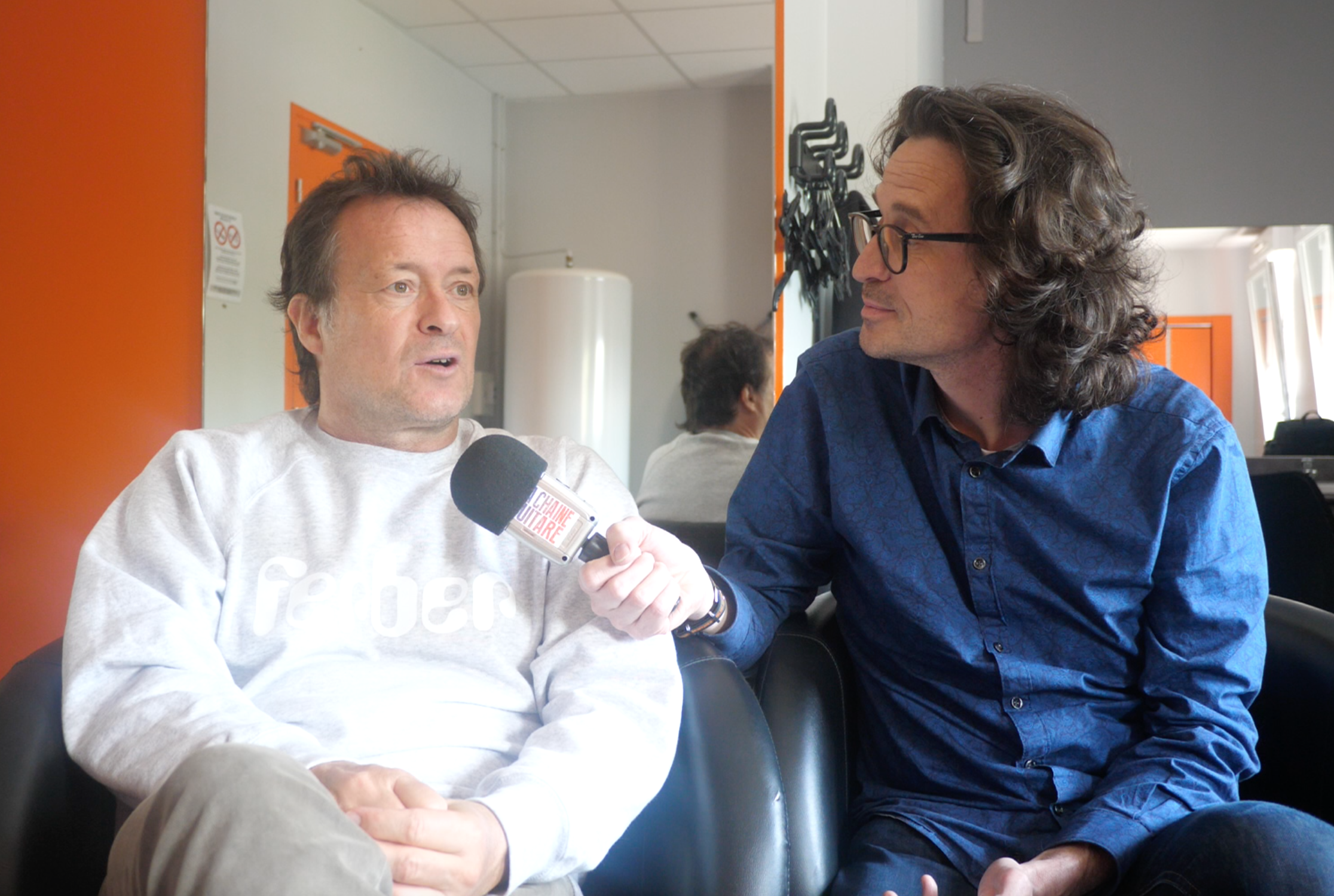 Laurent Vernerey interview express du bassiste, cador de la basse Precision