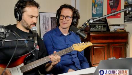 Invité spécial : Stéphane Ellena de LNA Guitar Effects - Live 28/05/21