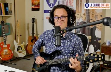 Guitare du soir : Leduc D3 des années 80 - Live 04/06/21